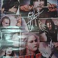 Poster Cradle of Filth ´´ signed by Dani Filth´´ Other Collectable