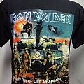 t-shirt Iron Maiden - A matter of life and death