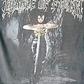 Long sleeve Cradle of Filth - Nocturnal Supremacy rare - signed by Dani Filth TShirt or Longsleeve