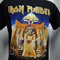 t-shirt Iron Maiden - Powerslave