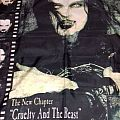 banner cradle of filth ''cruelty and the beast''