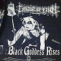 Long Sleeve Cradle of Filth - The Black Goddess Rises ultra rare - signed by Dani Filth TShirt or Longsleeve