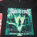 t-shirt Cradle of Filth damnation and a day 2!