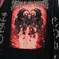Long Sleeve Cradle of Filth - Peace through superior firepower TShirt or Longsleeve