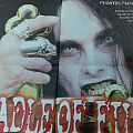 small poster - cradle of filth Other Collectable