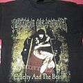 t-shirt Cradle of Filth cruelty and the beast 2!