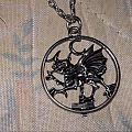 necklace cradle of filth!!!