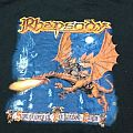 Rhapsody - TShirt or Longsleeve - t -shirt rhapsody ´´ symphony of enchanted lands ``