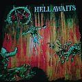 t-shirt Slayer - Hell awaits