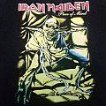 t-shirt iron maiden - piece of mind