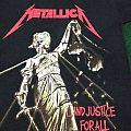 t-shirt metallica ´´ ...and justice for all ``