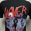 t-shirt Slayer - Live Undead