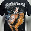 t-shirt Cradle Of Filth - A Dream Of Wolves In The Snow
