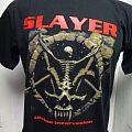 t-shirt Slayer - Divine Intervation