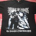 t-shirt Cradle of Filth  the principle of evil made flesh!
