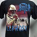 t-shirt Death - Leprosy
