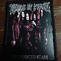 patch cradle of filth - five pointed stars