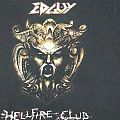 t-shirt edguy ´´ hellfire club ´´