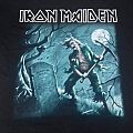 t-shirt iron maiden - the reincarnation of benjamin breeg