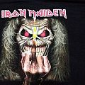 t-shirt iron maiden ´´ up the irons stay metal ´´