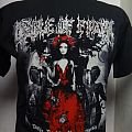 t-shirt Cradle Of Filth - Darkly darkly venus aversa