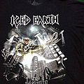 t-shirt iced earth ´´ dystopia ``