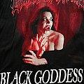 Long Sleeve Cradle of Filth - Black Goddess TShirt or Longsleeve