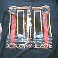 "Crowbar ""self titled"" tshirt"