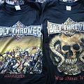 Bolt Thrower - TShirt or Longsleeve - Bolt Thrower Warmaster and Who Dares Wins bootlegs