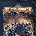 """Bolt Thrower """"Realm of Chaos"""" bootleg size L TShirt or Longsleeve"""
