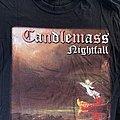 "Candlemass ""Nightfall..."" size L TShirt or Longsleeve"