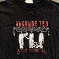 "Alkaline Trio ""Good Mourning..."" size M TShirt or Longsleeve"