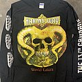"Harms Way - TShirt or Longsleeve - Harms Way ""Bolt Thrower rip"" Who Dares Wins..."