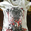 Gruesome Dance of Death girlie TShirt or Longsleeve