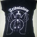 Tribulation girlie shirt