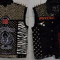 My first battle vest Battle Jacket