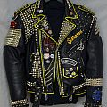 My first battle jacket project