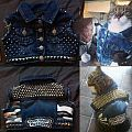 Mini battle vest Battle Jacket