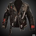 Leather Battle Jacket