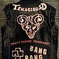Tenacious D - Battle Jacket - Leather battle vest