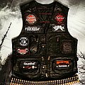 Amon Amarth - Battle Jacket - Leather Battle Vest
