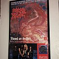 Morbid Angel - Other Collectable - Blessed Are The Sick Promo Poster