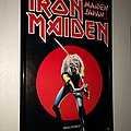 Maiden Japan Poster Other Collectable