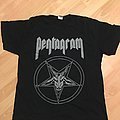 Pentagram 'Relentless' t-shirt Peaceville XL