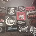 Sale of patches from the UK