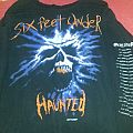 six feet under - haunted tour LS TShirt or Longsleeve