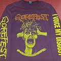 gorefest - horrors in a retarded mind LS TShirt or Longsleeve