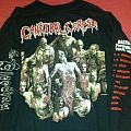 cannibal corpse - the bleeding tour LS TShirt or Longsleeve