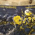 Iron Maiden - Live After Death poster flag Other Collectable