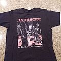 Infester - To The Depths In Degradation shirt